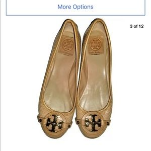 Tory Burch 7.5 snake print beautiful shoes